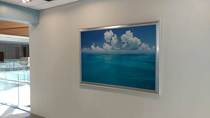 Art gallergy picture frame Gainesville Florida