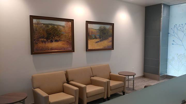 Frame art gallery in Gainesville Florida